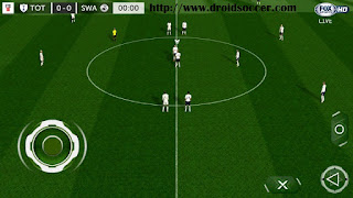 Download FTS Mod PES Winter Editions by Dawnpatch v2 Apk + Data Obb