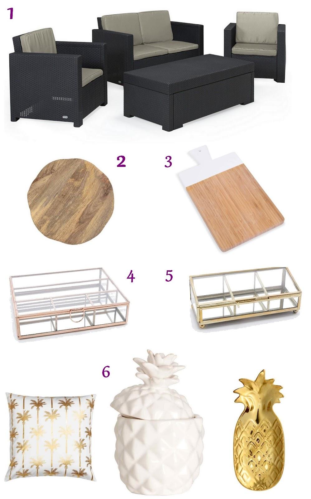 décoration, alinea, hetm, urban outfitters