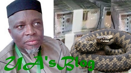 MYSTERIOUS SNAKE: Another N26m 'Swallowed' In Nasarawa JAMB Office