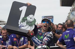 MOTO GP - Lorenzo asalta el liderato del Mundial en Le Mans