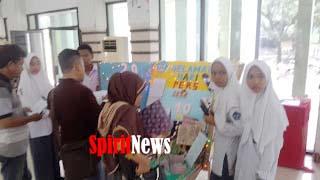PWI Sulsel/Pangkep, Gelar Lomba Majalah Dinding 3D, Tingkat SMP,SMA/SMKN Se - Kab Pangkep, Jelang Peringatan HPN dan HUT PWI Ke-73 Tahun 2019