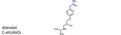 Atenolol. mipa-farmasi.com