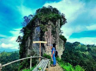 Tempat Wisata Puncak Widosari di Kulon Progo