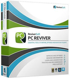 ReviverSoft Registry Reviver 4.14.0.6 poster box cover