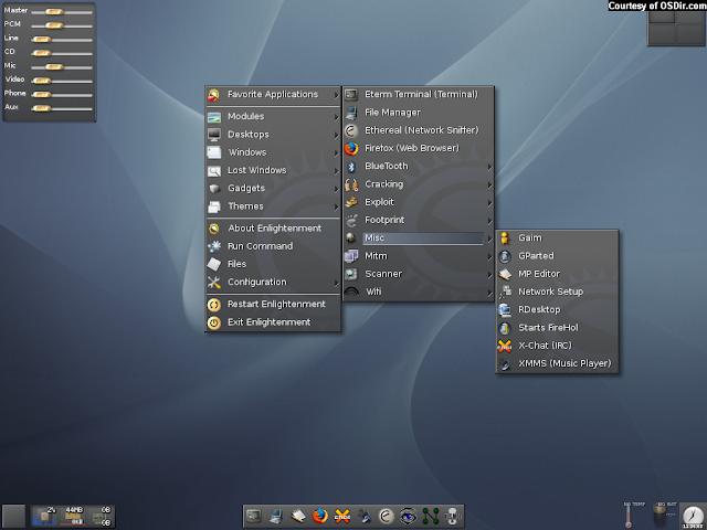 Pentoo Linux Pentest