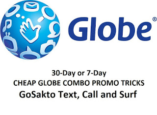 🔥 Globe Combo Promo Hacks/Tricks 2019 [UPDATE]: Call, Text