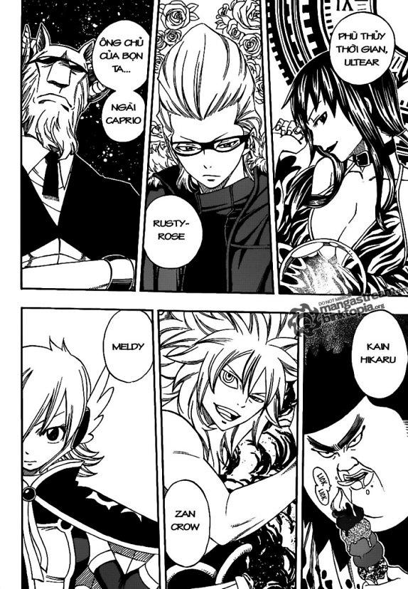 Fairy Tail chap 213 trang 7