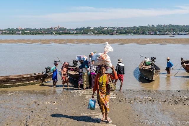 Bilu Gyun - Mawlamyine - Myanmar Birmanie