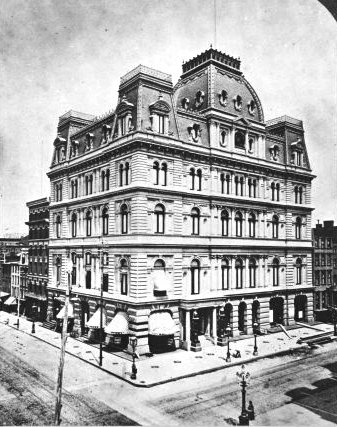 Daytonian in Manhattan: The Lost 1875 Masonic Temple -- 23rd