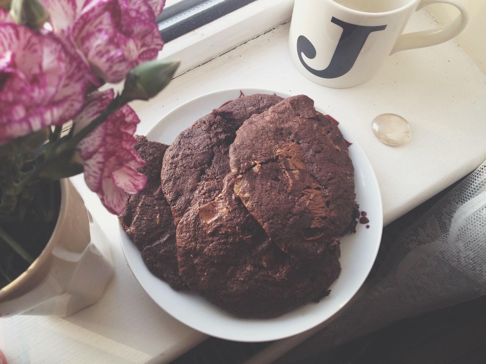 Milky Way Chocolate Chip Cookies