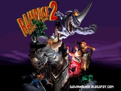 rampage 2 n64