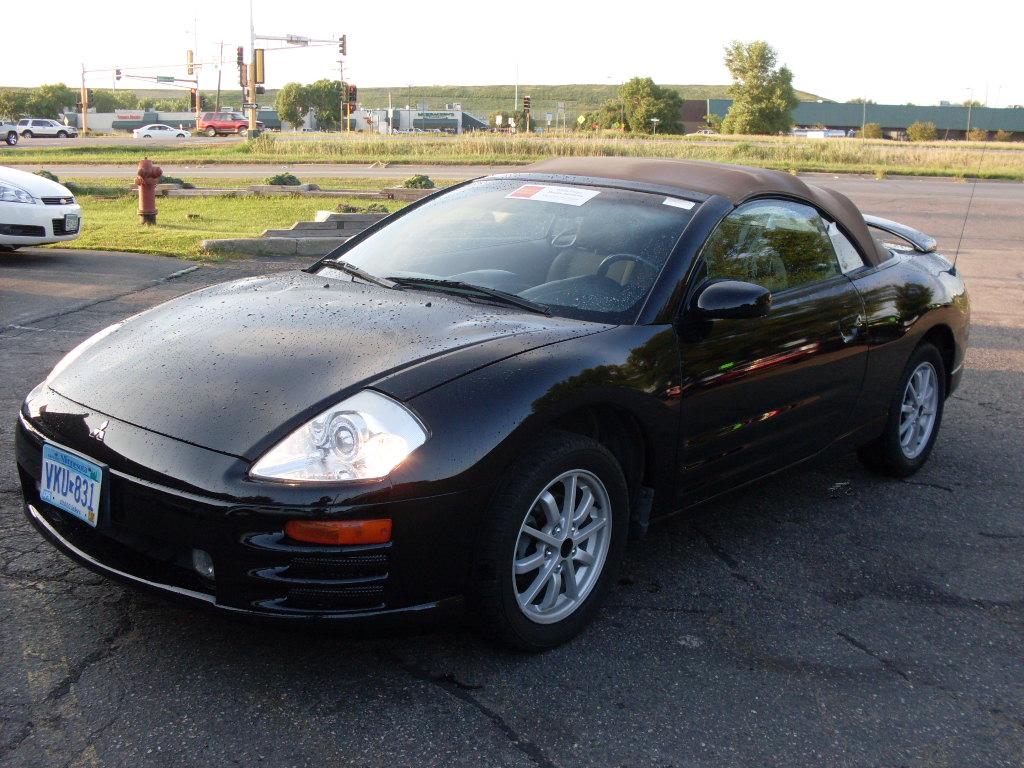 Ride Auto 2002 Eclipse