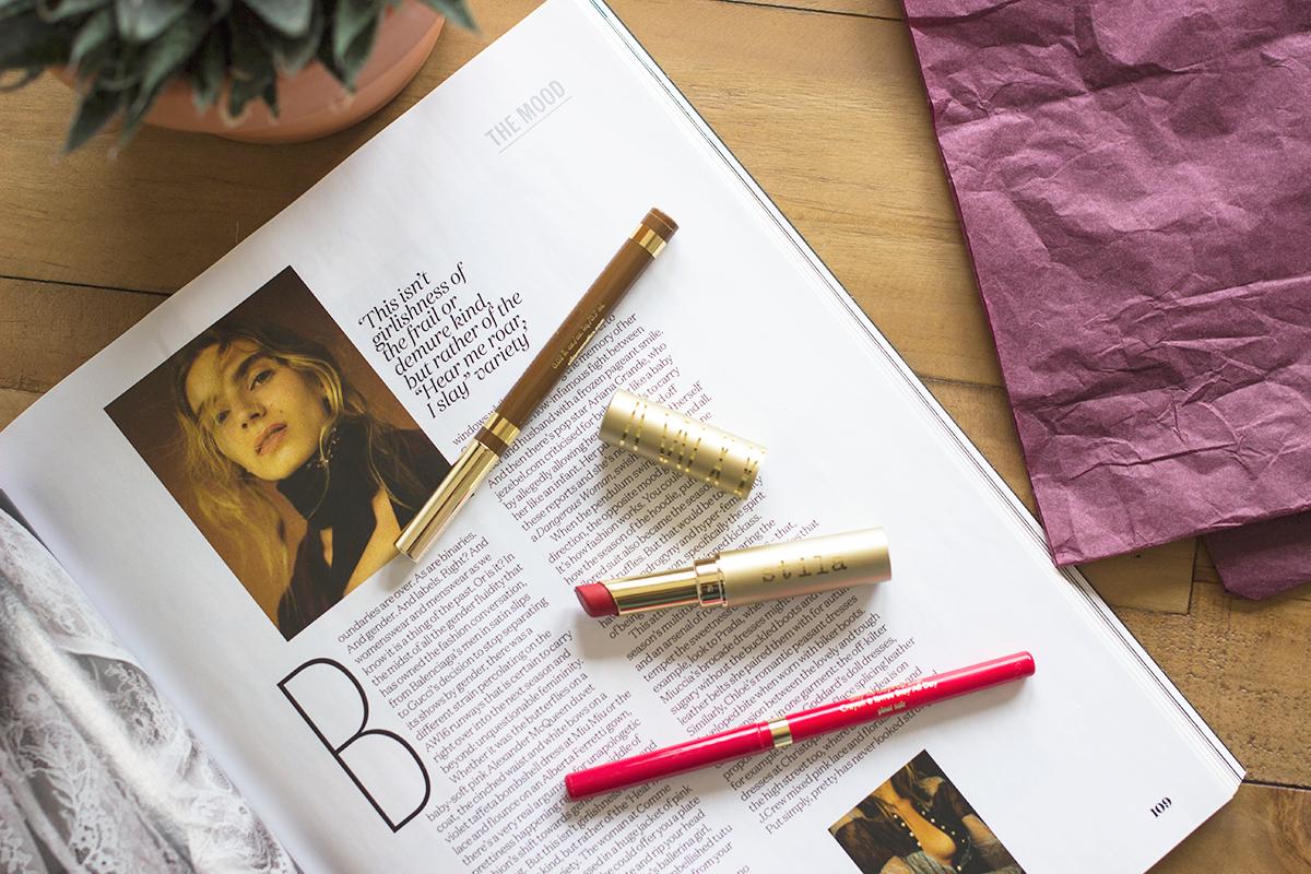 Stila Autumn Collection 2016 Makeup Review
