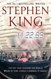 Portada británica de 22/11/63, de Stephen King