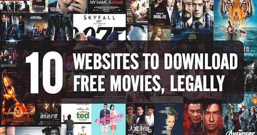 Top 10 Sites To Download Movies For Free Legally