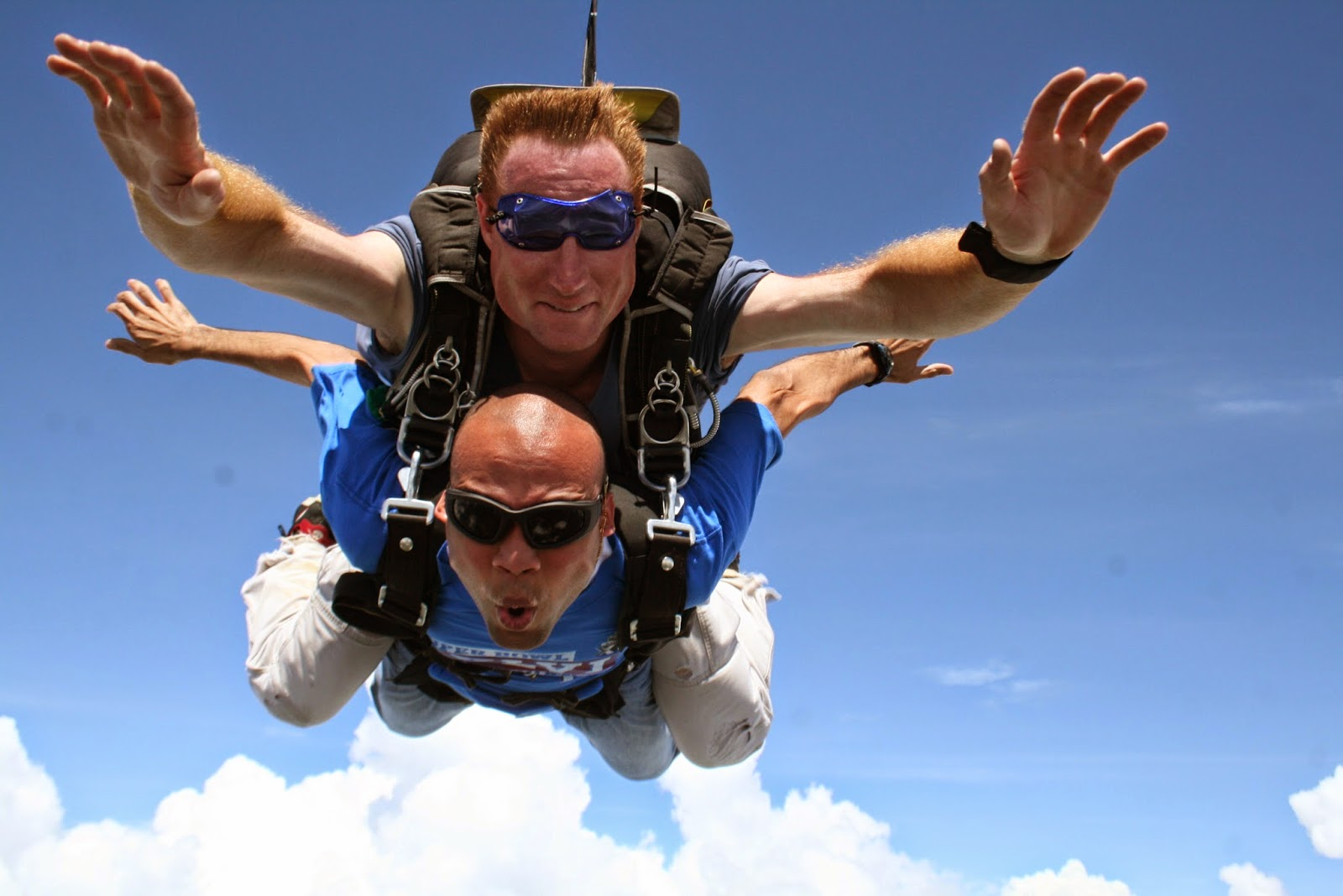 Accelerated Freefall Or Tandem?: RushCube Skydive Tips