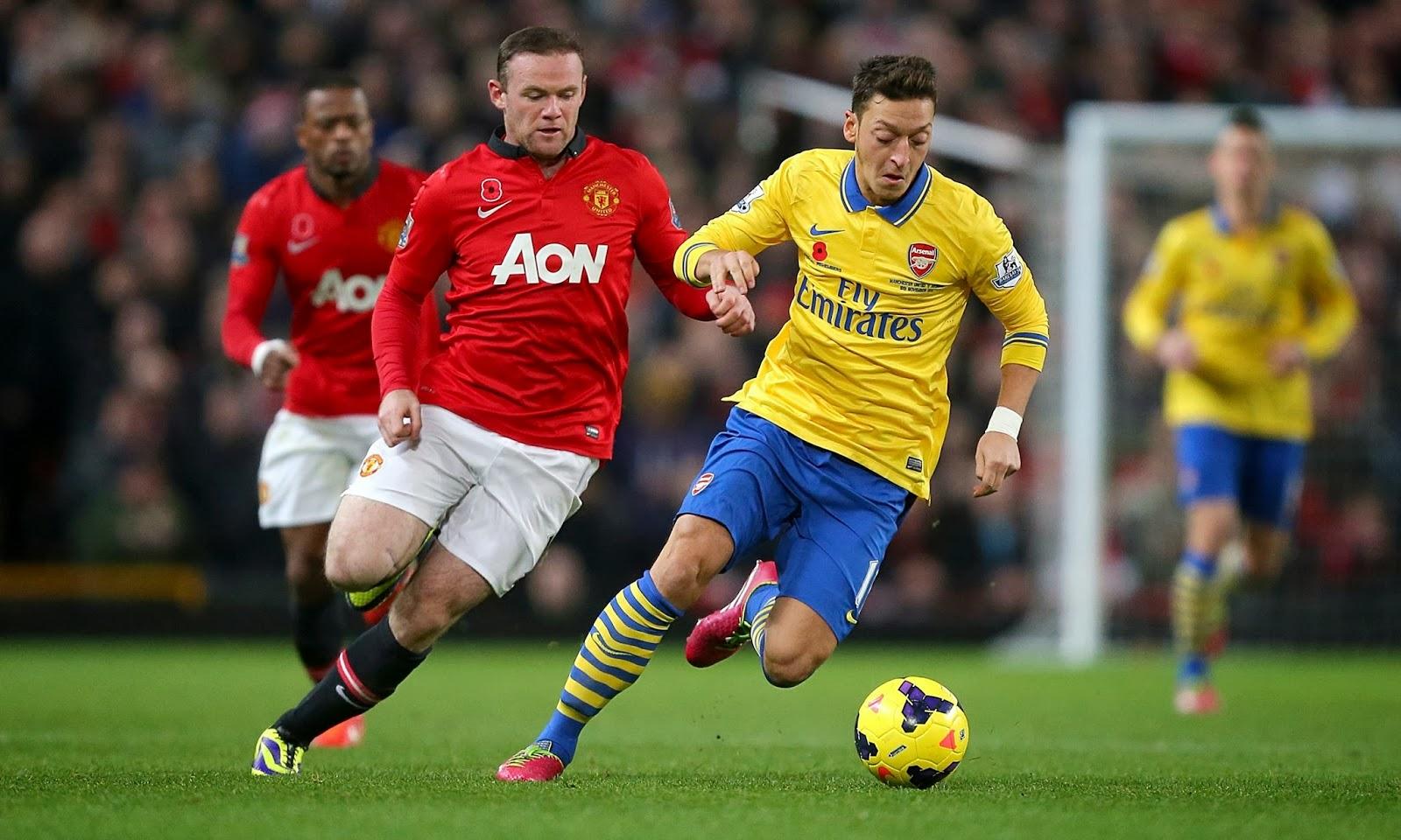 Arsenal Fc Prediksi Skor Arsenal Vs Manchester United 13