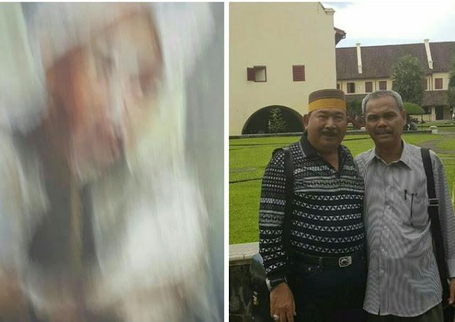 Heboh Beredar Foto Pangeran Diponegoro Menampakkan Diri di Makassar