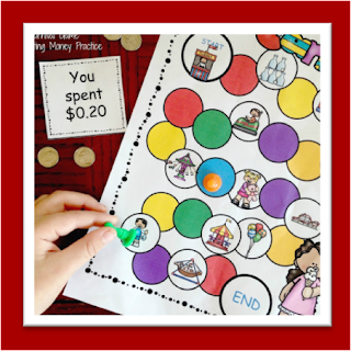 Carnival Subtraction Money Games
