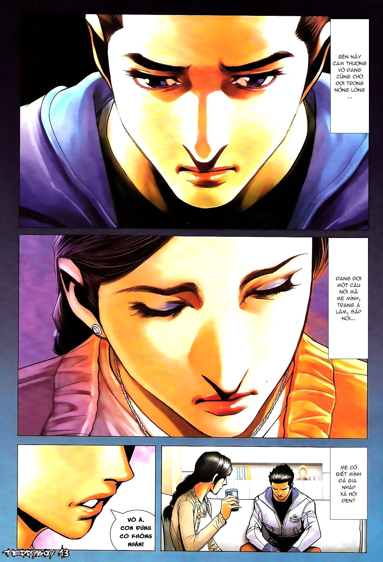 Người Trong Giang Hồ - Chapter 1292: Thật thì không giả được - Pic 12
