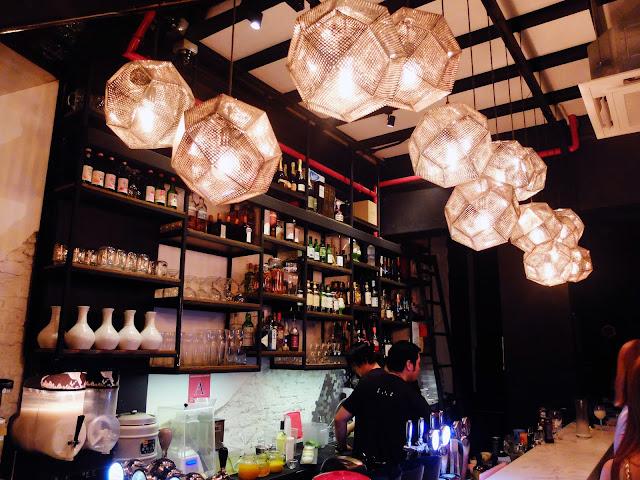 Joo Bar, Trendy Korean Restaurant Bar at Bugis
