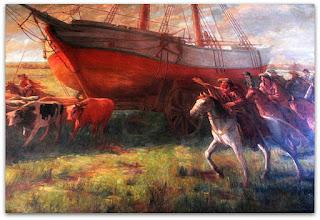 'Expedição à Laguna' - Lucílio de Albuquerque, 1916