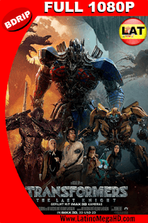 Transformers: El Último Caballero (2017) [IMAX EDITION] Latino Full HD BDRIP 1080P - 2017