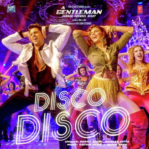 Disco Disco - A Gentleman (2017)
