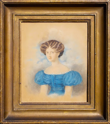 Ritratto della contessa di Naumburg - arte - biografie - acquerelli - annunci