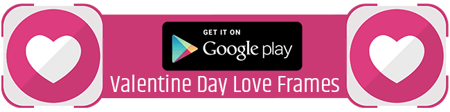 Valentine Day Love Frames Free Download