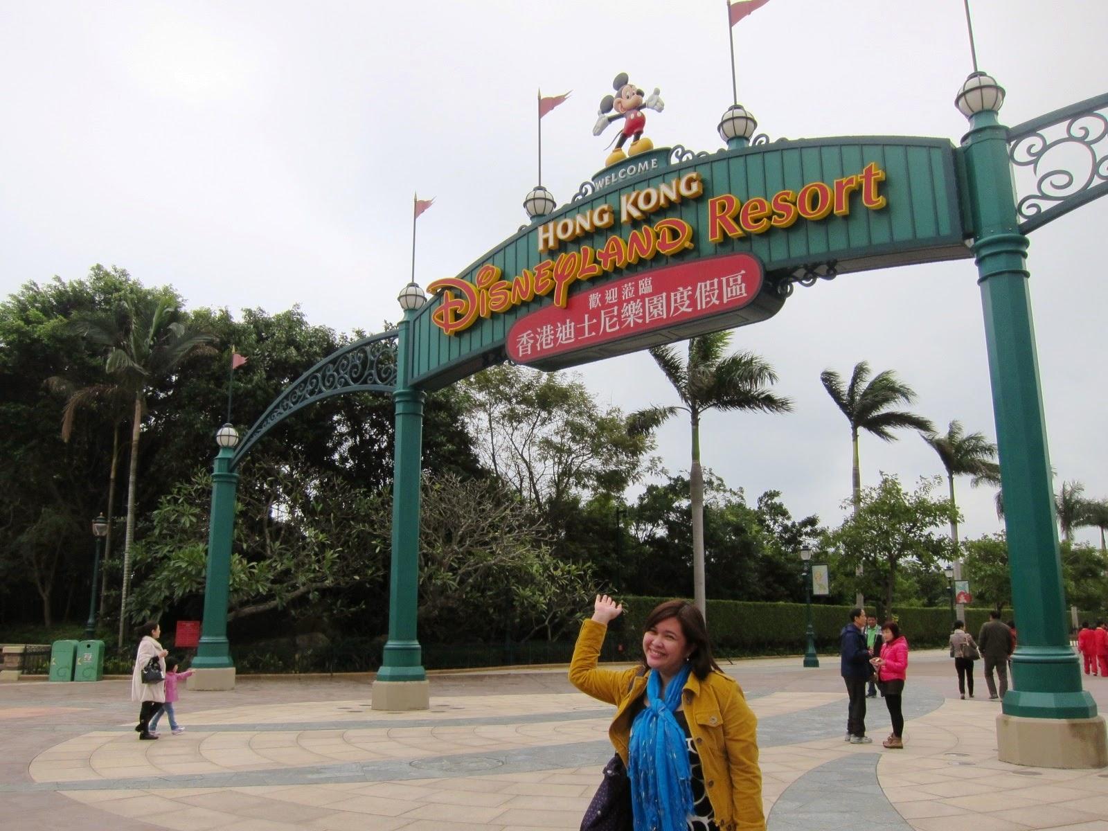 This is Lovelee: Hong Kong Trip: HK Disneyland