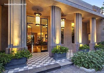 Mansión estilo Art Decó en Holmby Hills, Los Angeles, California