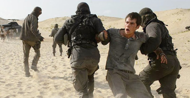 Maze Runner : Scorch Trial
