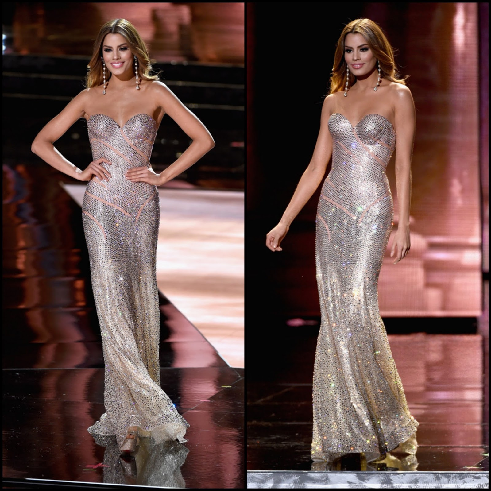 Best Beauty Pageant Gowns Of 2017