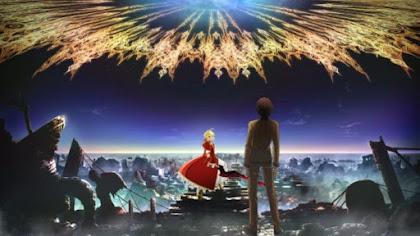 Fate/Extra Last Encore Episódio 3 -
