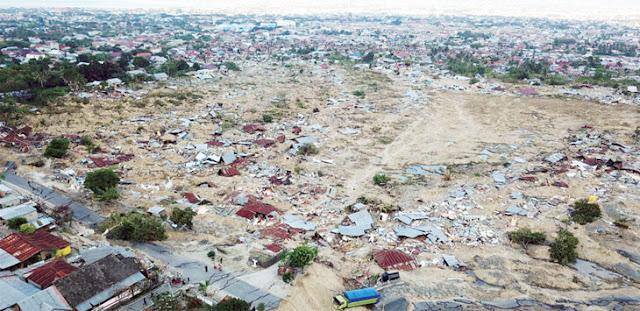 Kerugian Ekonomi Akibat Gempa Palu Capai Rp 18,48 Triliun