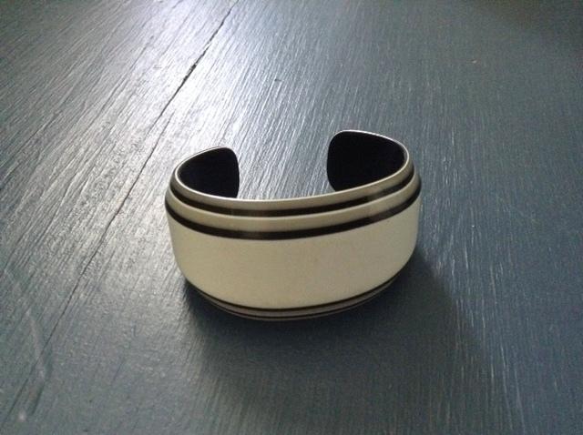 Lea Stein bracelet