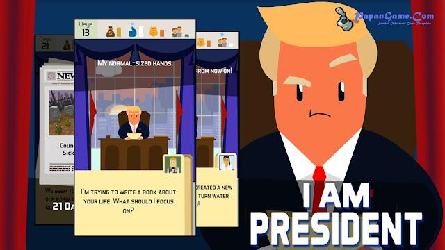 Jadilah Presiden melalui Game I Am President