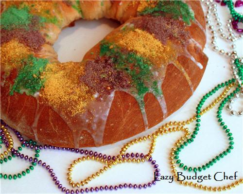 easy bread makere king cake recipe