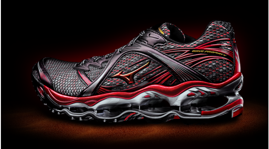 buy online 11d44 f00b4 MIZUNO WAVE PROPHECY SZ 13.0 8KN 11662 ANTHRACITE EXTREMELY RARE NEW