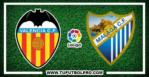 Ver Valencia vs Málaga EN VIVO Por Internet Hoy 19 de Septiembre 2017