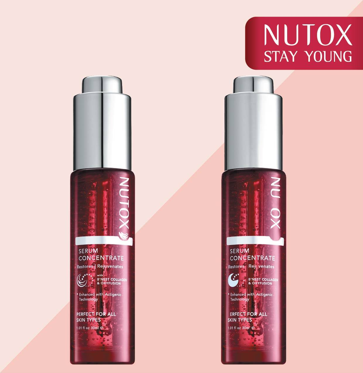 Secret to youthful skin by Nutox - The Human Rabbit