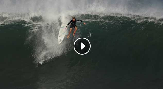North Shore Wipeout Reel