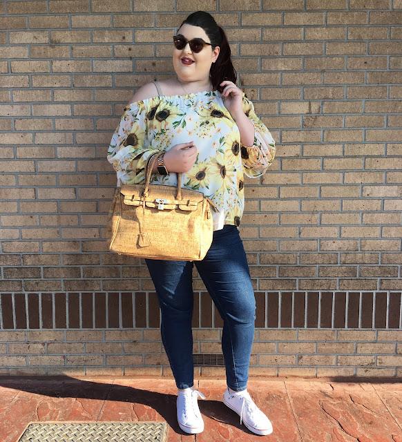 Bristol Plus Size Fashion Blogger Inspiration