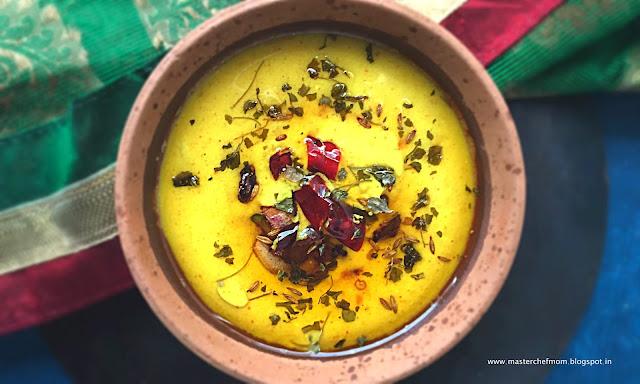 Punjabi Kadhi
