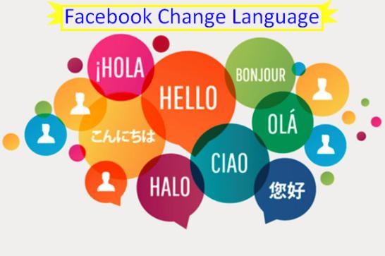 Change Language On Facebook App