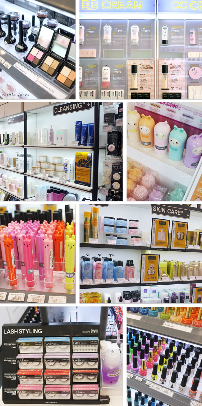 Tony Moly New York Store