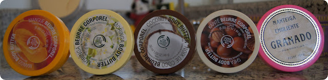 Meus Cuidados Com a Pele do Corpo Manteiga Corporal / The Body Shop Granado