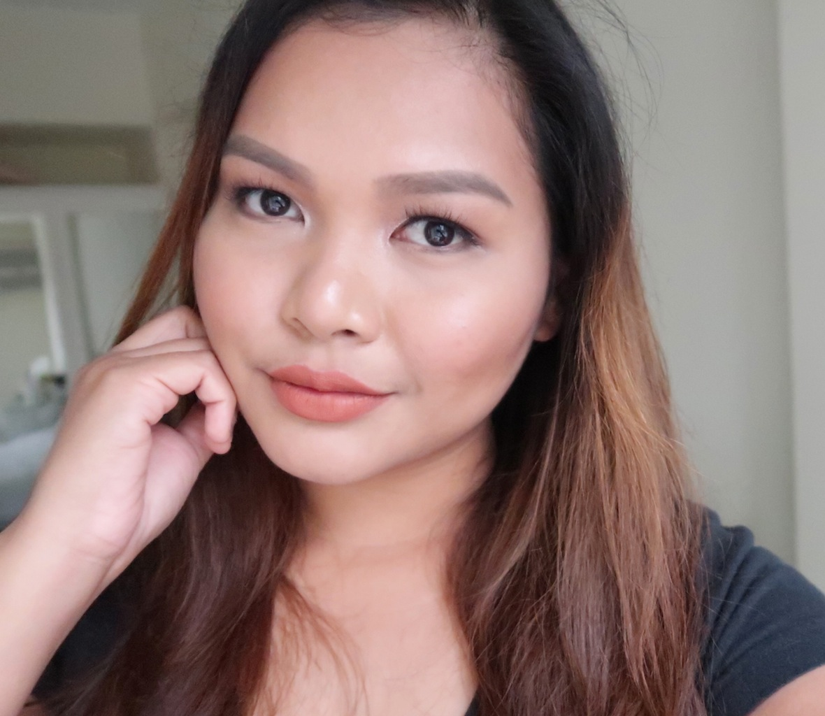 Sunnies Face Fluffmatte Lipstick Review - Makeup in Manila