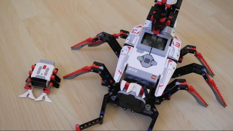 Lego Mindstorms World Lego Mindstorm Ev3 Scorpion Spik3r